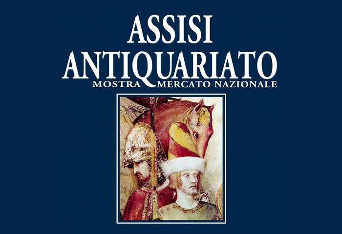 ASSISI-ANTIQUARIATO