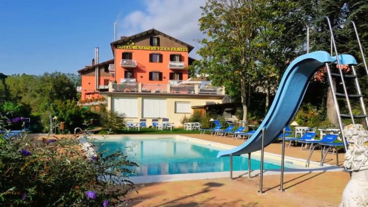 Piscina Coperta anche per Bambini – Hotel Villa Fiorita di Foligno
