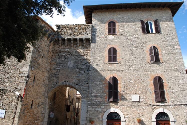 Castelli in Umbria: San Terenziano