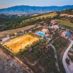 Bio Agriturismo con ristorante Il Laghetto a Spoleto