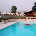 agriturismo con piscina e ristorante cascata delle marmore